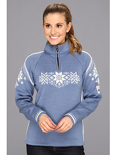SALE! $174.99 - Save $143 on Dale of Norway Holmenkollen Feminine (D Blue Shadow Off White) Apparel - 44.97% OFF $318.00