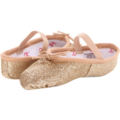 SALE! $11.99 - Save $8 on Bloch Kids Glitterdust Ballet Slipper (Toddler Little Kid) (Gold) Footwear - 38.51% OFF $19.50