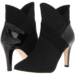 Ros Hommerson Concetta (Black Micro Patent) Footwear