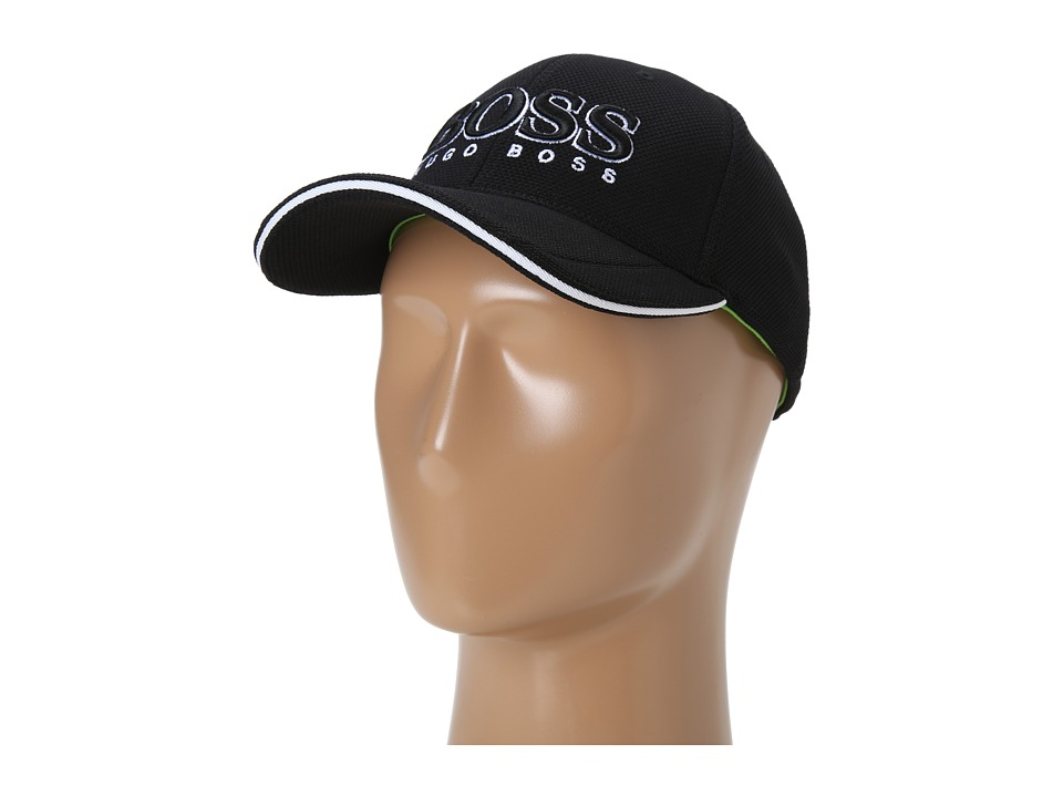 BOSS Green - Cap US 10165424 01 (Black) Caps