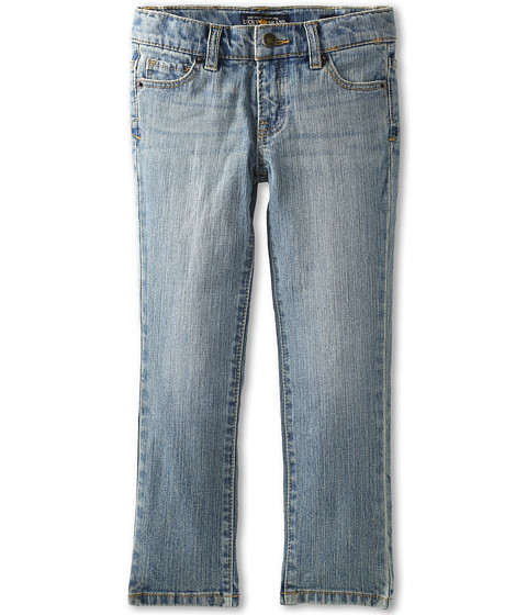 Lucky Brand Kids - Cate Skinny Jean (Big Kids) (Light Authentic Indigo) Girl's Jeans