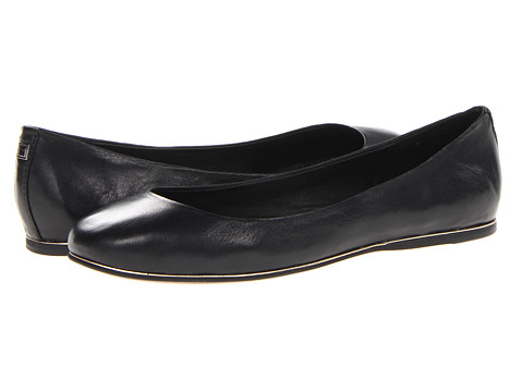 Dolce Vita - Bex (Black Leather) Women's Flat Shoes