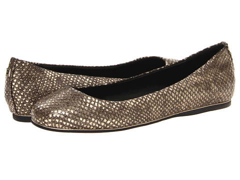 Dolce Vita - Bex (Gold Embossed) Women's Flat Shoes
