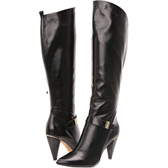 Dolce Vita Ellen (Black Leather) Footwear
