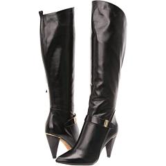Dolce Vita Ellen (Black Leather) Footwear
