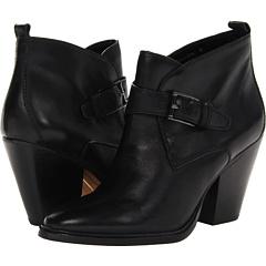 Dolce Vita Helenna (Black Leather) Footwear