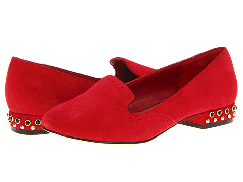 DV by Dolce Vita - Fiera (Red) Women's Flat Shoes