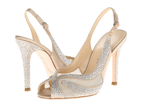 Ivanka Trump Galant 2 (Champagne/Beige) Women's Dress Sandals