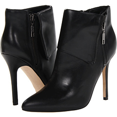 Ivanka Trump Mina (Black Leather) Footwear