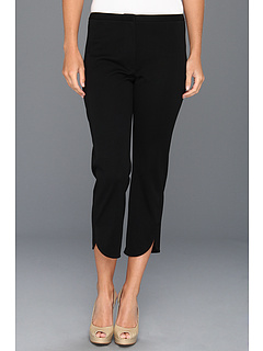 SALE! $69.99 - Save $158 on Elie Tahari Leah Pant (Black) Apparel - 69.30% OFF $228.00