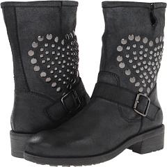 Mojo Moxy Heartland (Black) Footwear