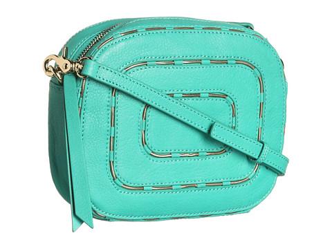 Kelsi Dagger Charlie Crossbody (Turquiose) Cross Body Handbags