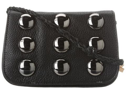Kelsi Dagger Tyler Crossbody (Black) Cross Body Handbags