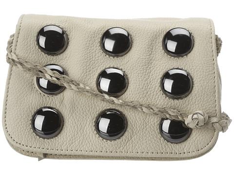 Kelsi Dagger Tyler Crossbody (Eggshell) Cross Body Handbags