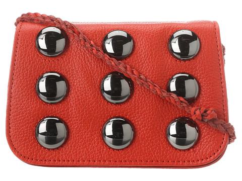 Kelsi Dagger Tyler Crossbody (Poppy) Cross Body Handbags