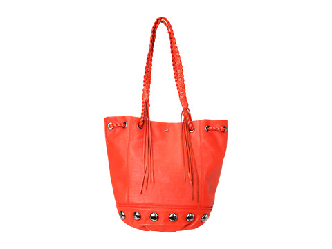 Kelsi Dagger Tyler Drawstring (Poppy) Tote Handbags