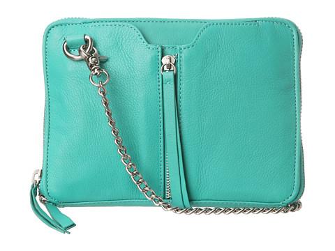 Kelsi Dagger Chelsea Convertible Crossbody (Turquiose) Cross Body Handbags