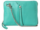Kelsi Dagger - Chelsea Convertible Crossbody (Turquiose) - Bags and Luggage