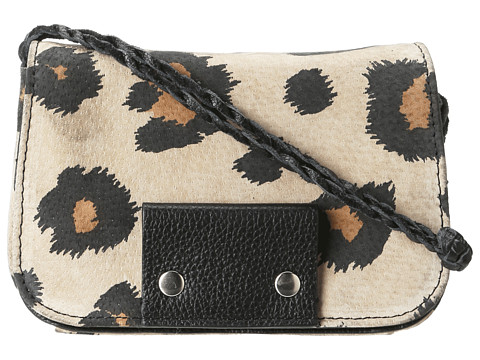 Kelsi Dagger Ryan Crossbody (Natural Multi) Cross Body Handbags