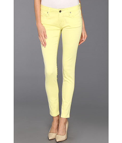 VIGOSS Skinny Jagger in Lemon (Lemon) Women's Jeans