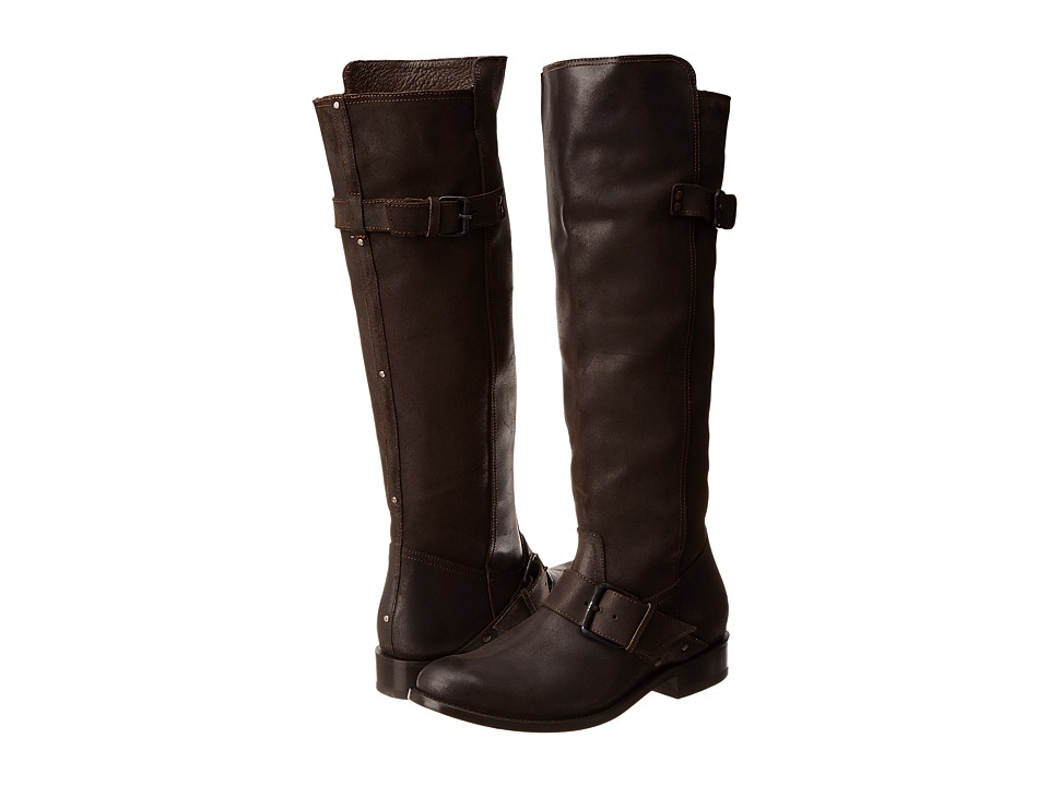 DV by Dolce Vita - Lucianna (Dark Brown) Women's Pull-on Boots