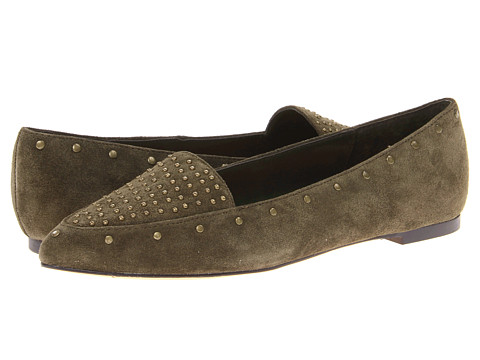 DV by Dolce Vita - Leena (Olive) Women's Flat Shoes