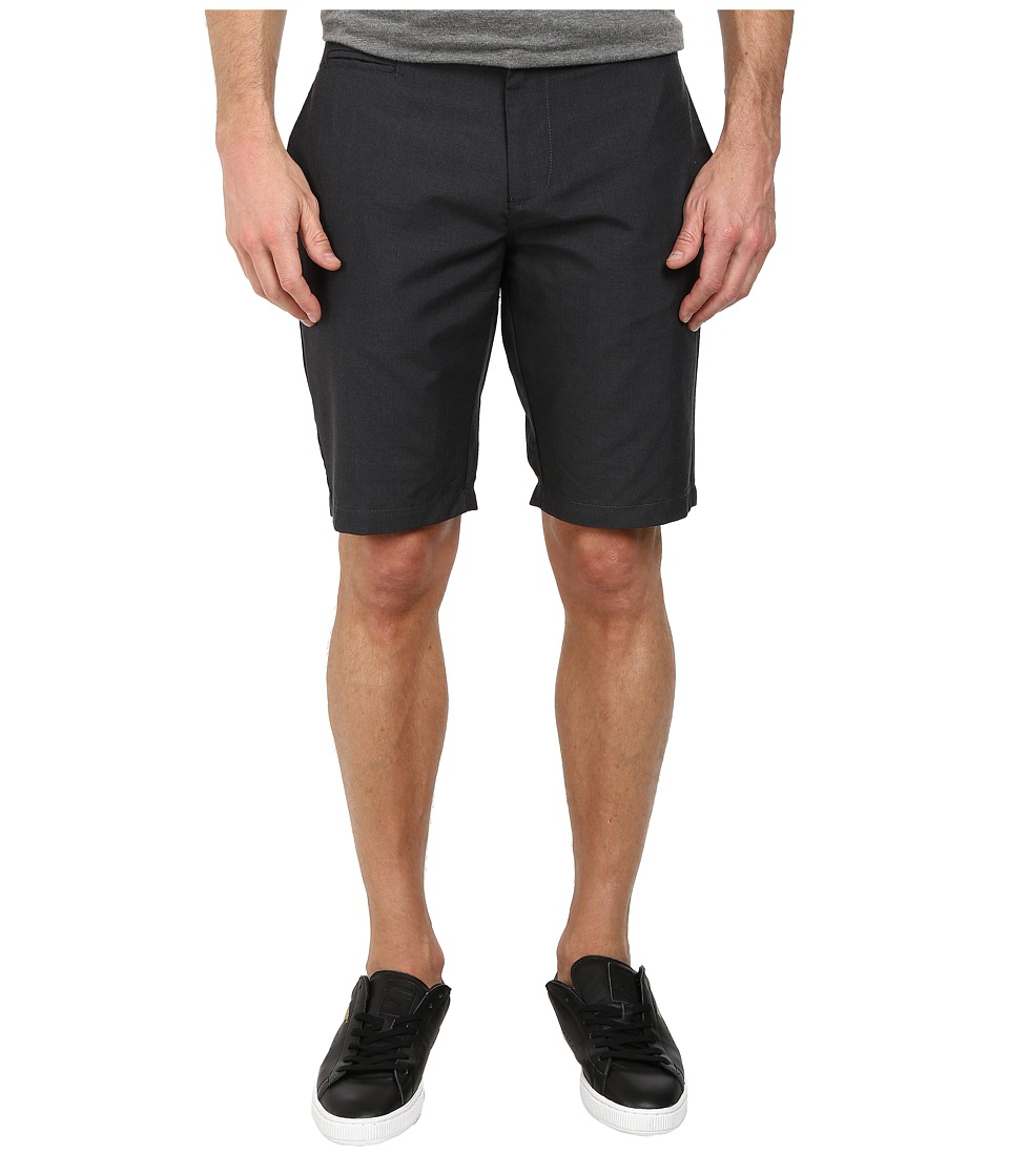 RVCA - Marrow Short III 20 (Black) Men's Shorts