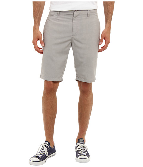 RVCA - Marrow Short III 20 (Steel Heather) Men's Shorts