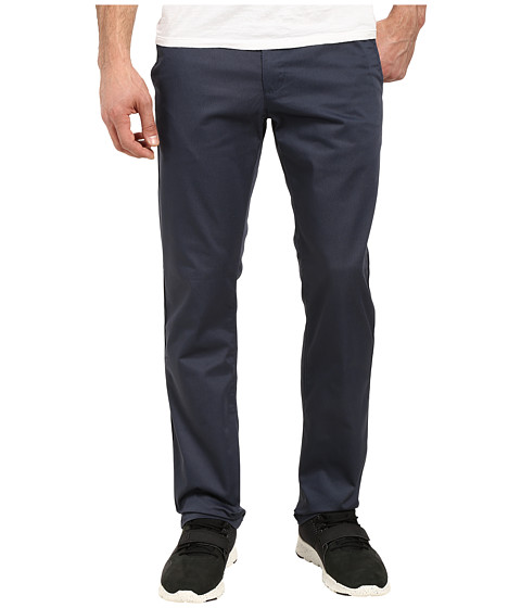 RVCA - The Week-End Pant (Midnight) Men's Casual Pants