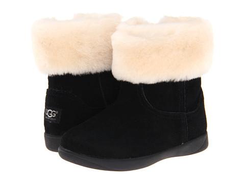 1416a8fd489 UPC 887278287520 - UGG Kids Jorie II (Toddler) (Black) Girls Shoes ...