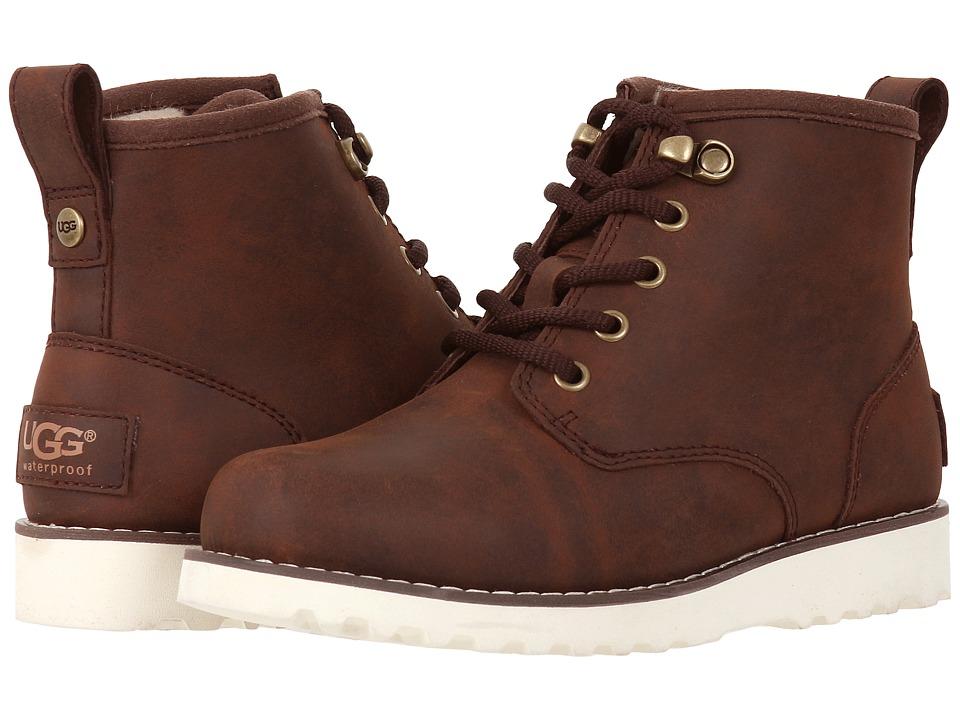 UGG Kids - Maple (Toddler/Little Kid/Big Kid) (Mahogany) Boys Shoes