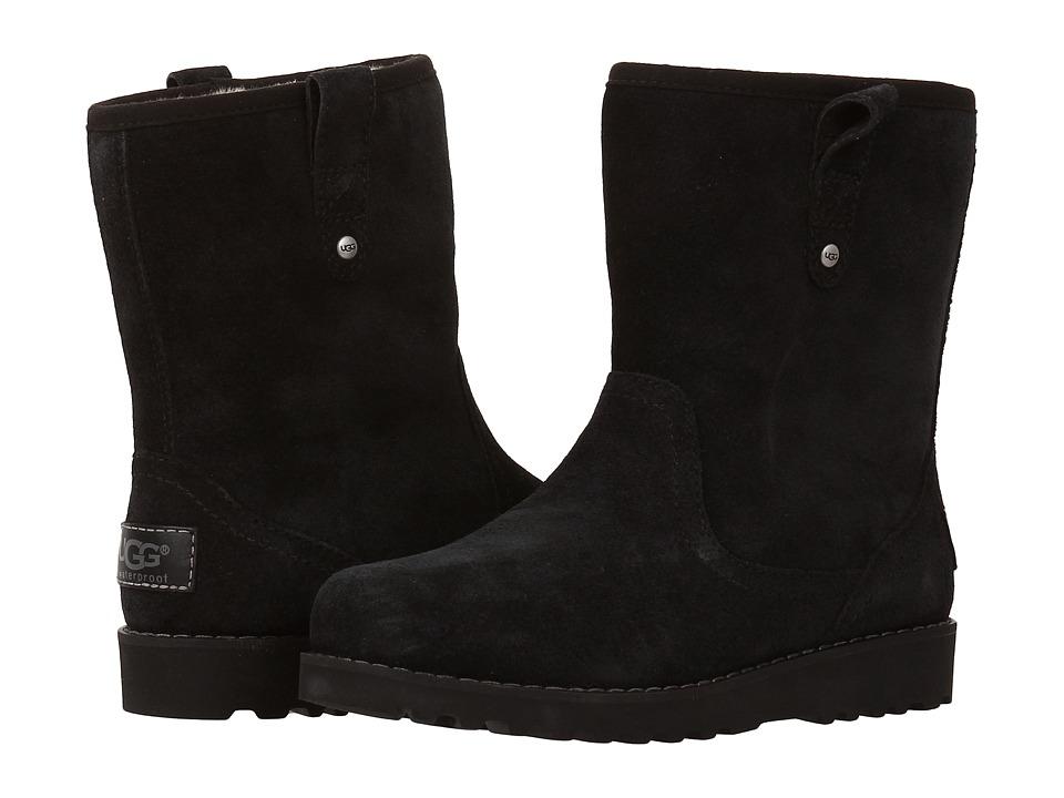 UGG Kids - Redwood (Toddler/Little Kid/Big Kid) (Black) Boys Shoes