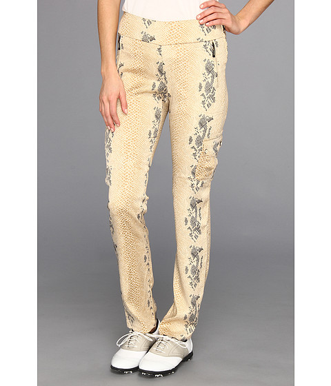 Jamie Sadock - Snake Print 42 Pant (Chantilly Cream) Women