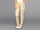 Jamie Sadock Snake Print 42 Pant (Chantilly Cream)