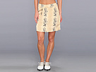 Jamie Sadock Snake Print 18 Skort (Chantilly Cream)