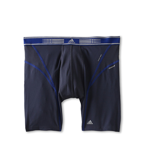 adidas - Sport Performance Flex360 Boxer Brief (Urban Sky/Intense Blue) Men's Underwear
