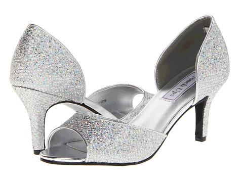 Touch Ups - Jolee (Silver Glitter) High Heels