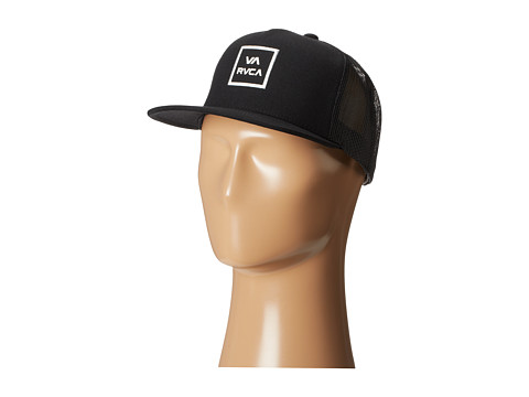 RVCA - Va All The Way Truck (Black) Caps