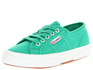 Superga 2750 Cotu Classic (Green Fabric)