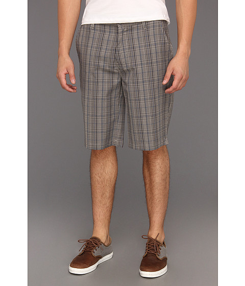 Fox - Scenario Chino Short (Light Grey) Men's Shorts