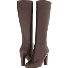 Via Spiga Ailey (Dark Brown Delice Soft Calf) Footwear