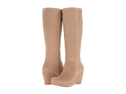 Vigotti - Paris (Light Tan Suede) Women's Dress Zip Boots