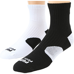SALE! $9.99 - Save $8 on PUMA Full Terry Quarter Crew Pro Elite Lo 2 Pack (107) Footwear - 44.50% OFF $18.00