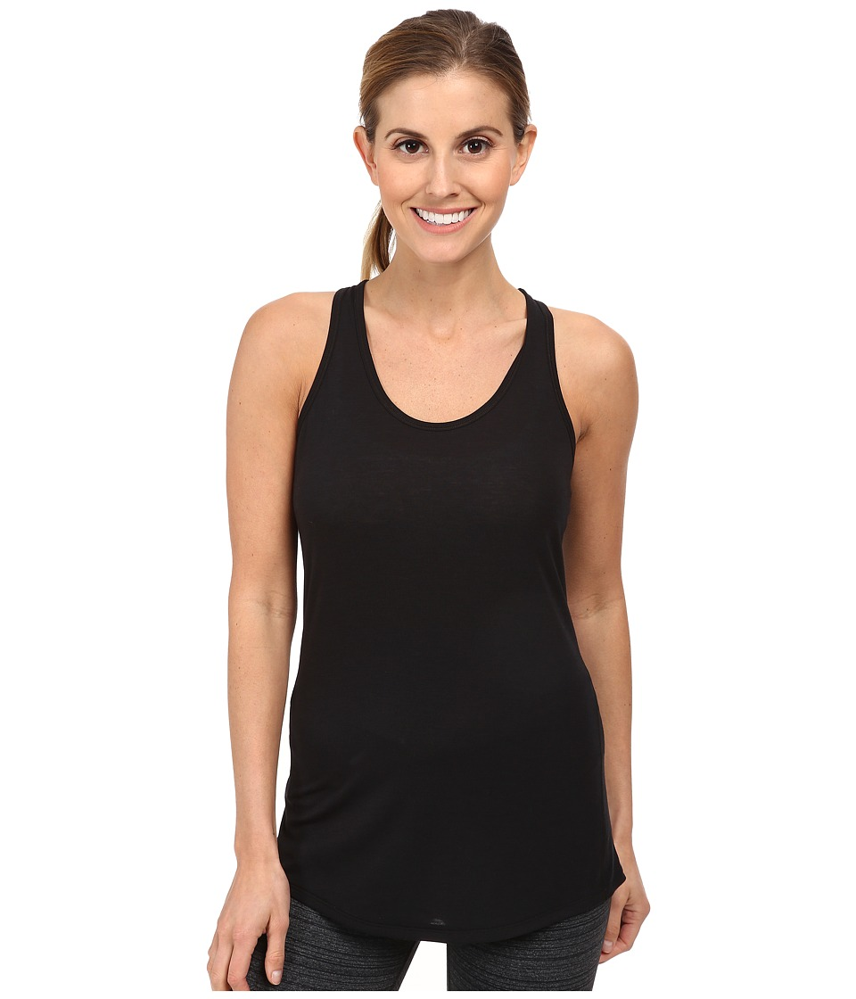 Lucy Workout Racerback (Lucy Black) Women