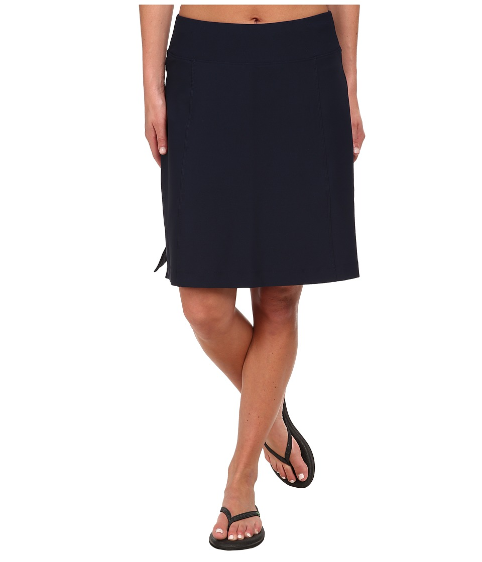 Lucy - Vital Skirt (Lucy Navy) Women's Skirt