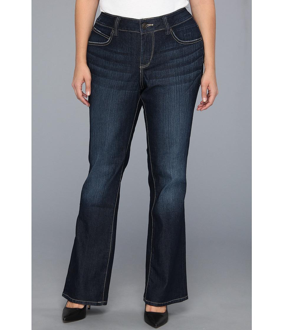Jag Jeans Plus Size - Plus Size Rosie boot in Westport (Westport) Women's Jeans