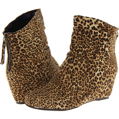 Diba Kling Tight (Leopard Suede) Footwear