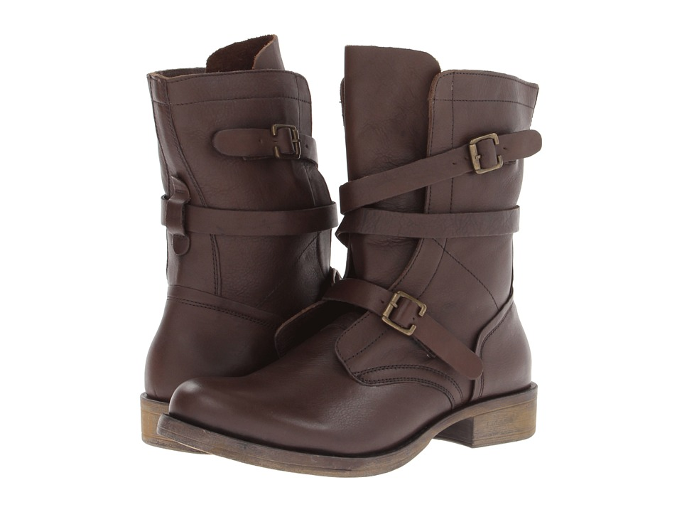 Diba - Jet Way (Brown) Women's Boots