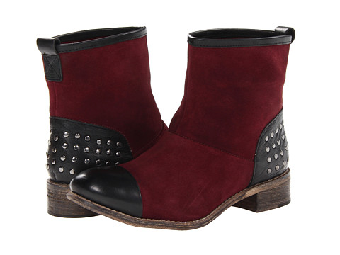 Diba - Rad Ient (Burgundy/Black) Women's Pull-on Boots