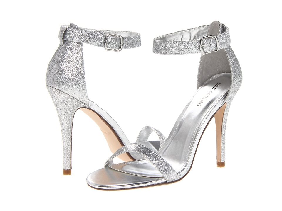 Call it SPRING - Jechta (Silver) High Heels